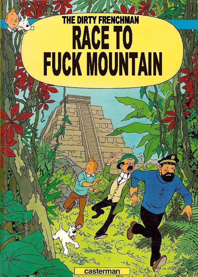 Race To Fuck Mountain