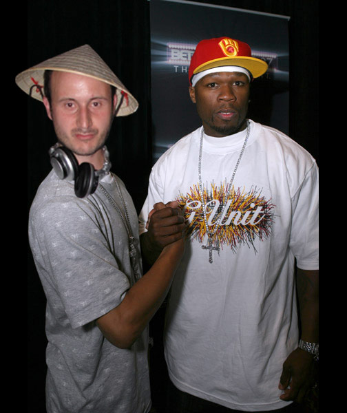 THE DIRTY FRENCHMAN AND 50 CENT