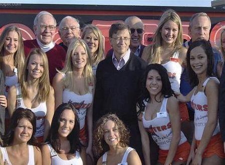 Bill Gates Sisters HELLCLOUDS & FU...